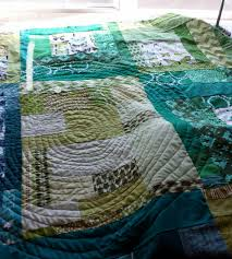 Quilty Habit: Spiral Quilting Tutorial and Tips & Spiral quilting is a beautiful way to compliment any quilt. In my opinion,  it especially resonates on minimalist modern quilts (because you can see so  much ... Adamdwight.com