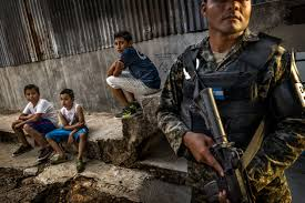 irin gang violence in central america is a humanitarian crisis aid agencies and donors need to do more