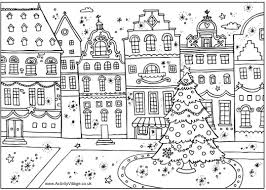 Christmas Coloring Book L Duilawyerlosangeles