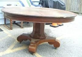 oak table leaves antique round oak table tables round oak pedestal singer sewing table antique antique