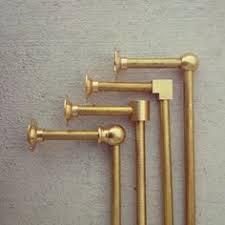 solid brass gold tbar kitchen