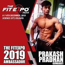 The Fit Expo - Prakash Pradhan is young & talented... | Facebook