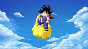 Kid Goku Cute Wallpaper