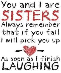 I Love My Beautiful Sister