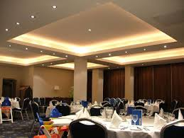 concealed lighting. X-Flex Xenon Lighting System In A Restaurant - Concealed