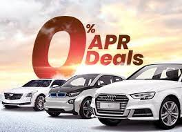 Best 0 Apr Financing Deals Right Now