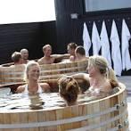 damp tyskland badeland modne kvinder dyrker sex