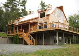 furniture endearing timber frame barn home