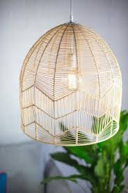 wicker pendant light. THE ROUND UP Wicker And Rattan Pendant Lights A Naber Design Intended For Light Plan 8