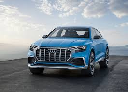 Audi Q8 Concept Revealed in Detroit - Cars.co.za