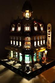 cafe lighting living miccah. contemporary cafe lighting living miccah led kit for lego caf corner 10182 brick loot