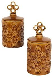 Decorative Jars With Lids ceramic jars with lids secondsecretclub 43
