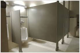 Bathroom Stall Partitions Extraordinary Commercial Bathroom Stalls The Ideas For Commercial Bathroom