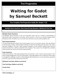 waiting for godot pdf