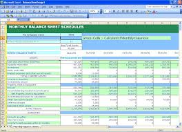 Sample Accounting Excel Spreadsheet Business Sheets Ohye Mcpgroup Co