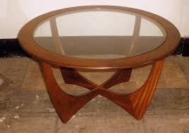 Adorable Round Coffee Table Plans Antiques Atlas G Plan 1960s Astro Design Circular  Coffee Table