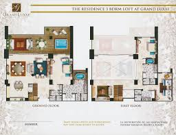 The Residence   3 Bedroom Loft At Grand Luxxe