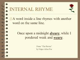 Another Word For Pattern Gorgeous FIGURATIVE LANGUAGE And RHYME SCHEME RHYME SCHEME 48 A Rhyme Scheme