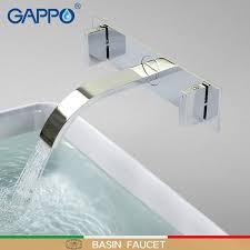gappo basin faucets waterfall faucet