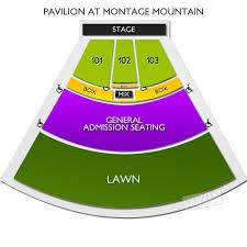 Explicit Toyota Pavillion Seating Chart Toyota Pavilion