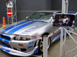 mitsubishi 3000gt fast and furious. 2fast2furiousbrianoconnersskyliner34 mitsubishi 3000gt fast and furious