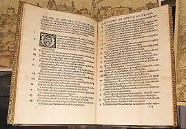 luther s theses reformation display national library of  luther s 95 theses on display