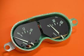 how to renew the 1960 corvette gauge cluster 10 reproduction gauges