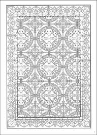 Decorative Tile Designs Decorative Tile Designs Coloring Book 100 Details Rainbow 62