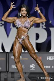 Frances Mendez   Muscle & Fitness