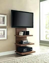 tv mounted entertainment
