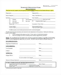 Personnel Requisition Template – Mobstr