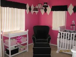 Interesting Pink And Black Nursery Ideas Beautiful Home Decoration Ideas  with Pink And Black Nursery Ideas
