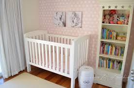 baby room for girl. Baby Girl Nursery Makeover \u2013 Room Reveal! For
