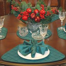 elegant dining room decorating ideas with fascinating dining table decor ideas and tosca dining table placemats