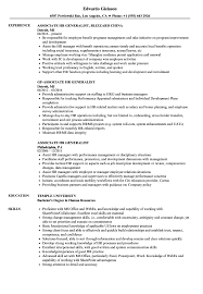 Sample Hr Generalist Resume Associate HR Generalist Resume Samples Velvet Jobs 22