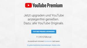 YouTube Premium: Videos ohne Werbung schauen | heise online