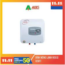 Bình nóng lạnh Rossi R30TI - Máy nước nóng