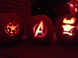 Captain America Pumpkin Designs Avengers Pumpkins Disney Pumpkin Carving Cute Pumpkin