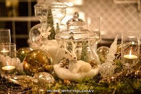 Apothecary Jars Christmas Decorations Christmas Centerpiece with Apothecary Jars Home with Holliday 33