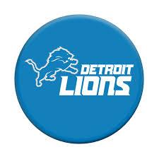 NFL - Detroit Lions Logo PopSockets Grip