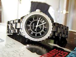 chanel the unisex design of the chanel j12 wristwatches