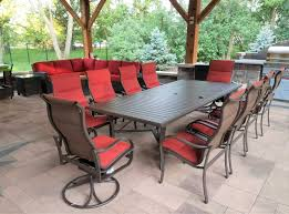 delivery installation of tropitone chicago wicker patio furniture in riverwoods il