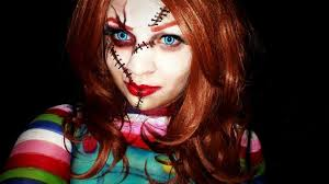makeup chucky