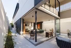 Inhabit Designer Homes Inside Outside House Sky Frame