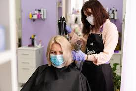 hair salons are open but should you go