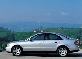1999 Audi A4 - Information and photos - ZombieDrive