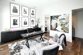home office area rugs marvelous area rug in home office contemporary with cool home office