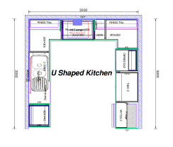 Small Picture restaurant kitchen design layout samples appealing u shaped