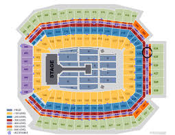 U2 Lucas Oil Seating Chart 1 8 Tickets System Of A Down Incubus 10 13 18 Glen