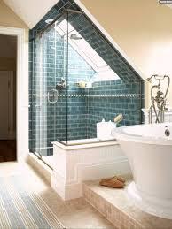 Peaceful Design Bad Dachgeschoss Ideen Badezimmer Mit Dachschräge